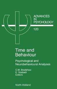 Time and Behaviour - 1st Edition - ISBN: 9780444824493, 9780080543017