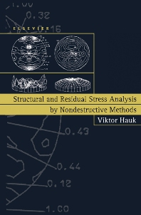 Cover image for Structural and Residual Stress Analysis by Nondestructive Methods