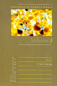 Book Series: Advances in Porous Media