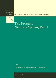 Cover image for The Primate Nervous System, Part I