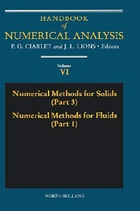Cover image for Numerical Methods for Solids (Part 3) Numerical Methods for Fluids (Part 1)