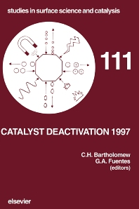 Cover image for Catalyst Deactivation 1997