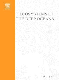 Cover image for Ecosystems of the Deep Oceans