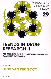 Trends in Drug Research II - 1st Edition - ISBN: 9780444826336, 9780080543246