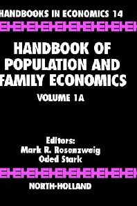 Handbook of Population and Family Economics - 1st Edition - ISBN: 9780444826459, 9780080572536