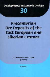Cover image for Precambrian Ore Deposits of the East European and Siberian Cratons
