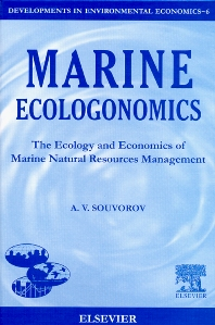 Cover image for Marine Ecologonomics
