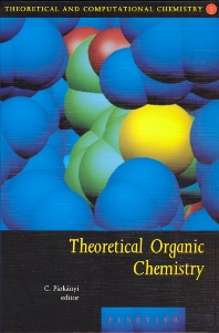 Cover image for Theoretical Organic Chemistry