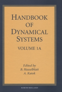 Cover image for Handbook of Dynamical Systems