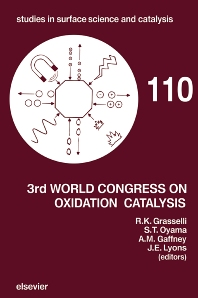 Cover image for Third World Congress on Oxidation Catalysis