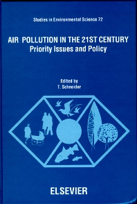 Cover image for Air Pollution in the 21st Century