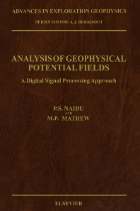 Cover image for Analysis of Geophysical Potential Fields