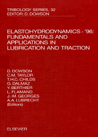 Cover image for Elastohydrodynamics - '96