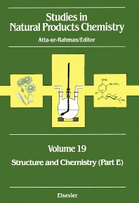 Structure and Chemistry (Part E), 1st Edition, Atta-ur-Rahman,ISBN9780444828156