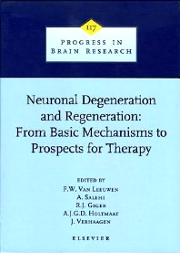 Cover image for Neuronal Degeneration and Regeneration: From Basic Mechanisms to Prospects for Therapy