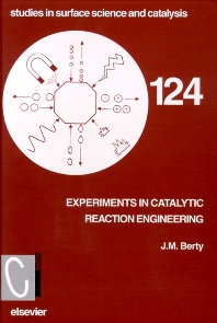 Cover image for Experiments in Catalytic Reaction Engineering