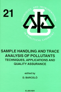 Cover image for Sample Handling and Trace Analysis of Pollutants