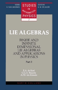 Book Series: Lie Algebras, Part 2