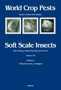 Soft Scale Insects, 1st Edition,Author Unknown,ISBN9780444828439