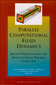 Cover image for Parallel Computational Fluid Dynamics '97