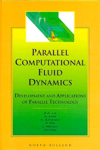 Cover image for Parallel Computational Fluid Dynamics '98
