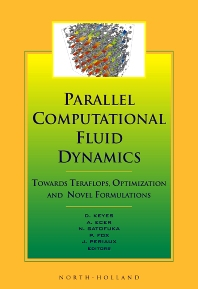 Cover image for Parallel Computational Fluid Dynamics '99