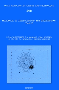 Handbook of Chemometrics and Qualimetrics, 1st Edition, Massart,ISBN9780444828538