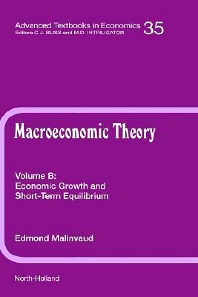 Cover image for Economic Growth and Short-Term Equilibrium