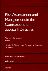 Cover image for Risk Assessment and Management in the Context of the Seveso II Directive