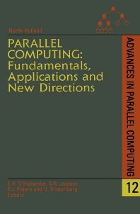 Parallel Computing: Fundamentals, Applications and New Directions - 1st Edition - ISBN: 9780444828828, 9780080552095