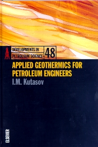 Cover image for Applied Geothermics for Petroleum Engineers