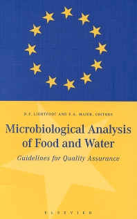 Microbiological Analysis of Food and Water - 1st Edition - ISBN: 9780444546340, 9780080929217