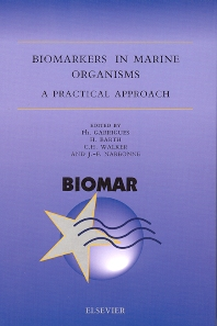 Cover image for Biomarkers in Marine Organisms