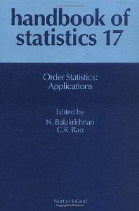 Cover image for Order Statistics: Applications