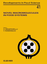 Cover image for Novel Macromolecules in Food Systems
