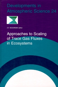 Book Series: Approaches to Scaling of Trace Gas Fluxes in Ecosystems