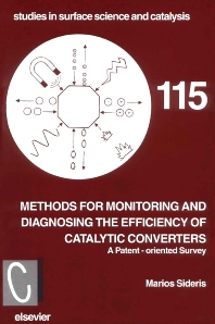 Cover image for Methods for Monitoring and Diagnosing the Efficiency of Catalytic Converters