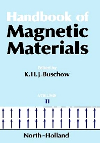 Handbook of Magnetic Materials, 1st Edition,K.H.J. Buschow,ISBN9780444829566