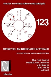 Cover image for Catalysis: An Integrated Approach