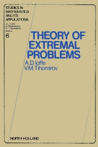 Theory of extremal problems - 1st Edition - ISBN: 9780444851673, 9780080875279