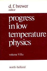 Progress in Low Temperature Physics - 1st Edition - ISBN: 9780444851772, 9780080873015