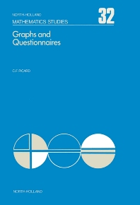 Graphs and Questionnaires - 1st Edition - ISBN: 9780444852397, 9780080871431