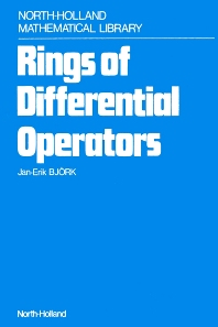 Rings of Differential Operators - 1st Edition - ISBN: 9780444852922, 9780080960111