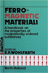 Handbook of Magnetic Materials, 1st Edition,E.P. Wohlfarth,ISBN9780444853127