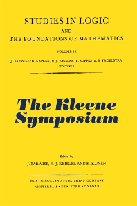The Kleene Symposium - 1st Edition - ISBN: 9780444853455, 9780080960296
