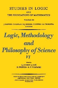 Cover image for Logic, Methodology and Philosophy of Science VI