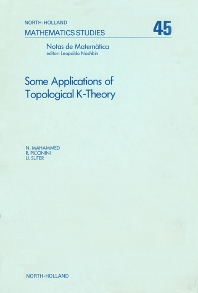 Cover image for Some Applications of Topological K-Theory