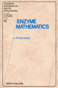 Cover image for Enzyme mathematics
