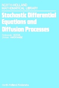 Cover image for Stochastic Differential Equations and Diffusion Processes