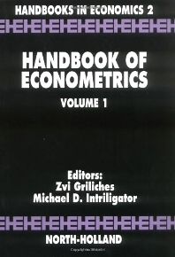 Handbook of Econometrics - 1st Edition - ISBN: 9780444861856, 9780080933610